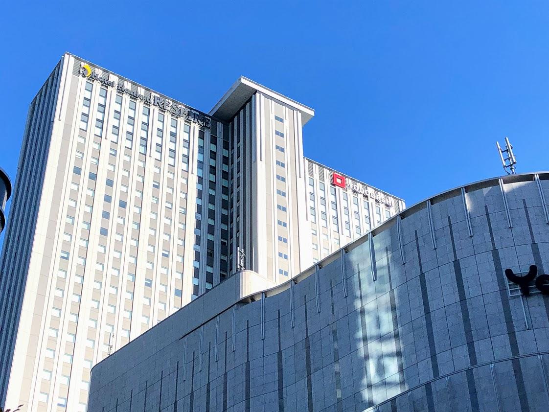 ホテル阪急レスパイア
