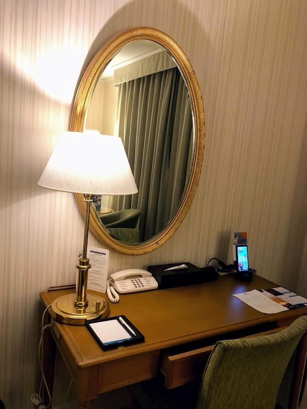 グランドニッコー東京台場の客室