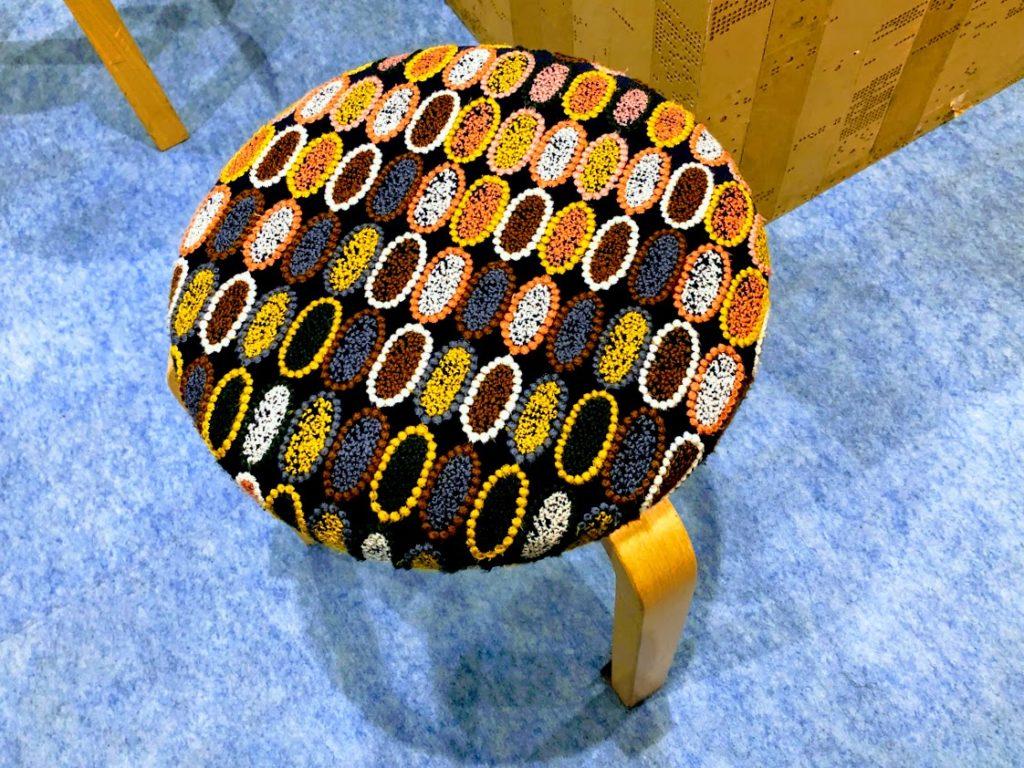 ミナペルホネンの椅子