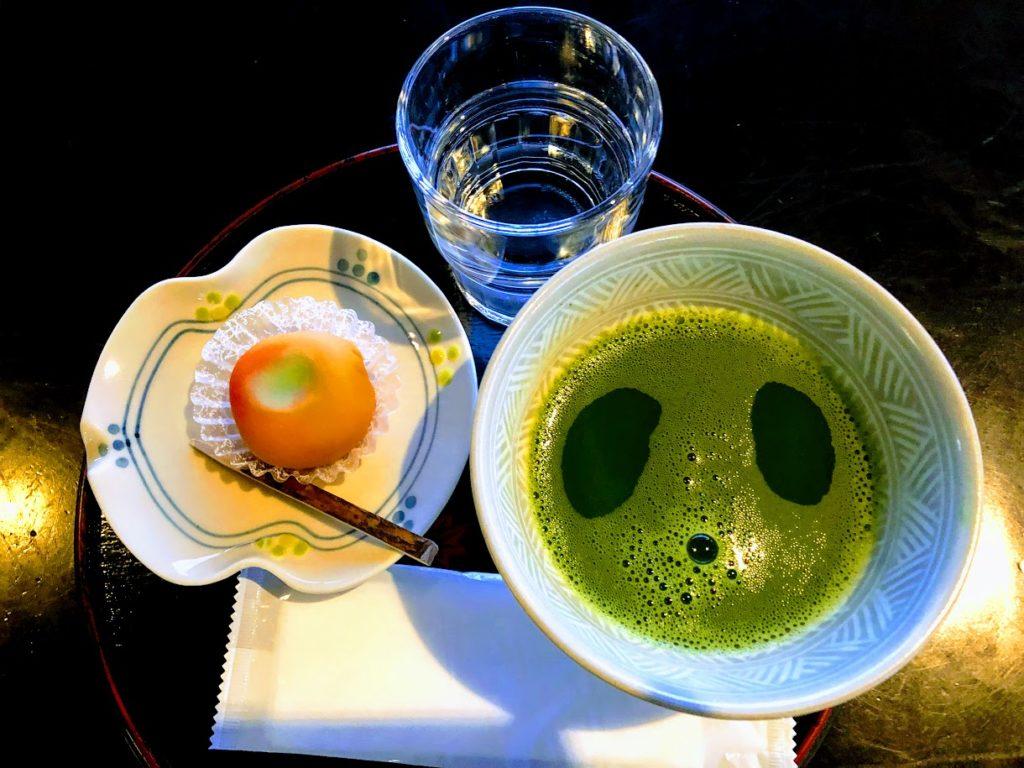 堺市役所展望台カフェのスイーツ