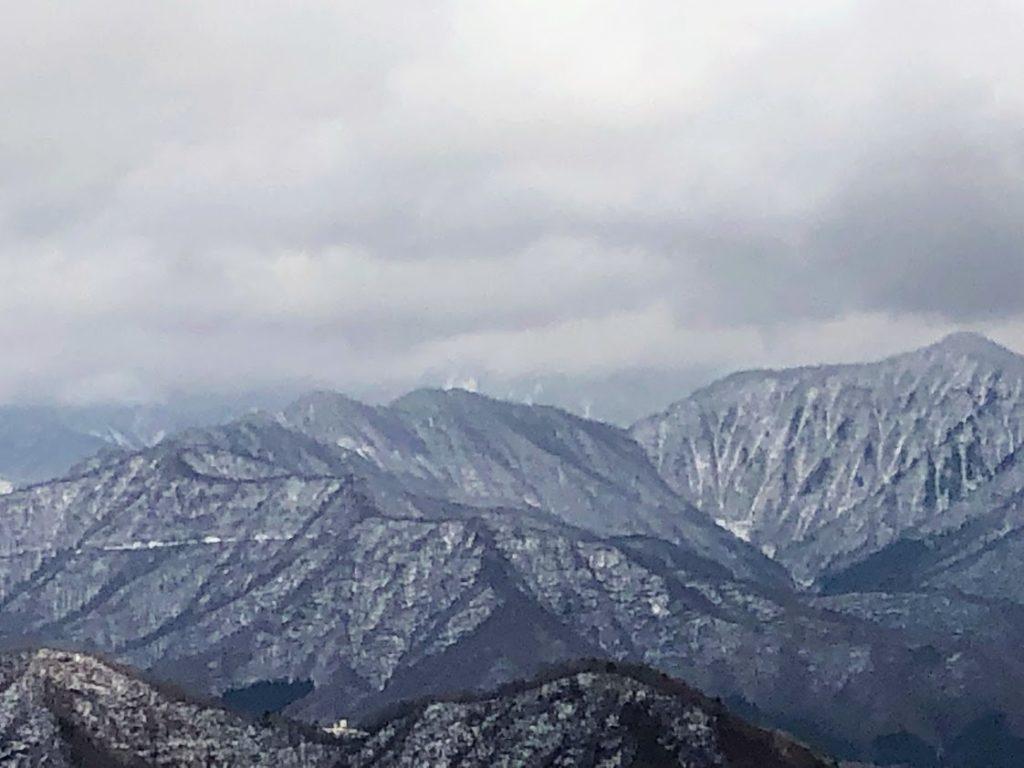 湯沢高原からの眺望