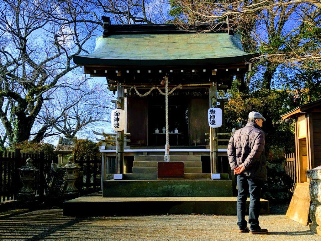 伊豆パノラマパーク 葛城神社