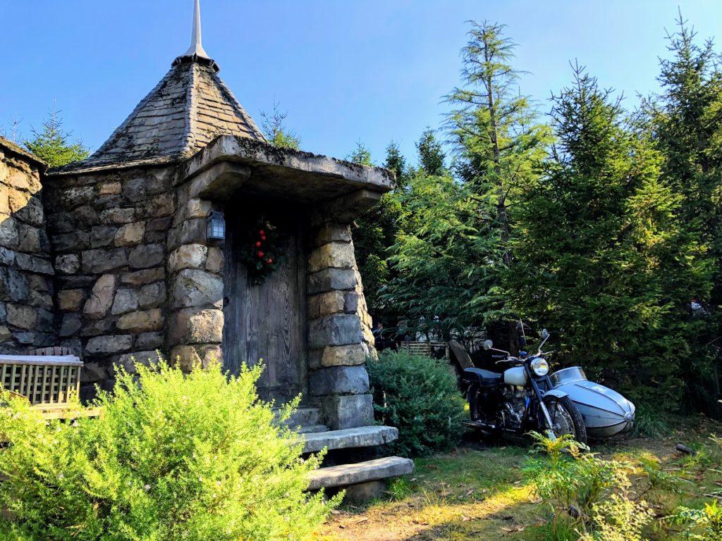 USJハグリッドの小屋