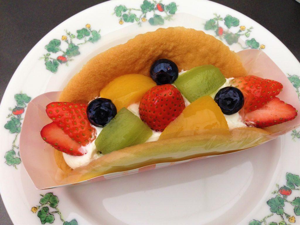 六花亭 五稜郭店のケーキ 北海道函館市