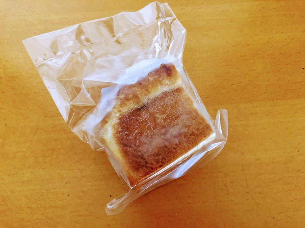 パンスクのパン 豆乳クランベリー